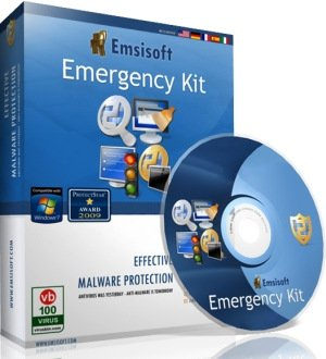 Комплект антивирусных программ - Emsisoft Emergency Kit 2017.12.0.8334 Portable