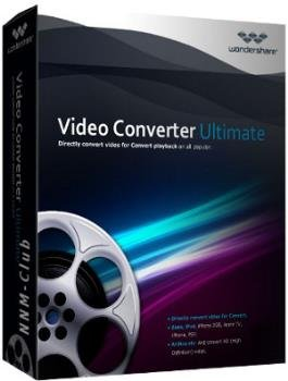 Программа для обработки видео - Wondershare Video Converter Ultimate 10.2.1 RePack by elchupacabra