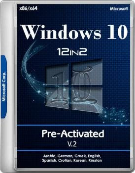 Windows 10 RS3 1709.16299.214 AIO 12in2 Pre-Activated v.2 by TeamOS