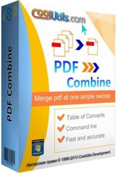CoolUtils PDF Combine 6.1.0.117 RePack (& Portable) by ZVSRus