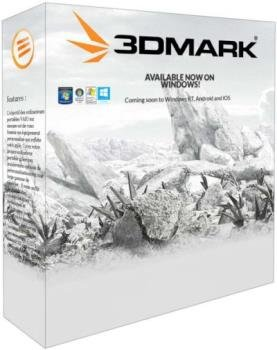 Тест ПК - Futuremark 3DMark 2.4.4254 Professional Edition RePack by KpoJIuK