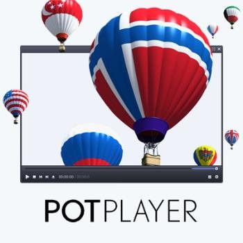 Daum PotPlayer 1.7.8557 Stable RePack + Portable by 7sh3 (11.02.2018)