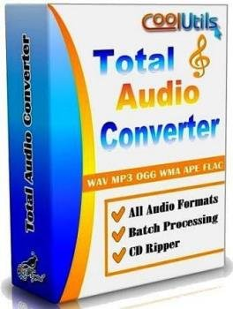CoolUtils Total Audio Converter 5.3.0.162 RePack by KpoJIuK