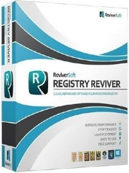 ReviverSoft Registry Reviver 4.19.4.4 RePack (& Portable) by TryRooM