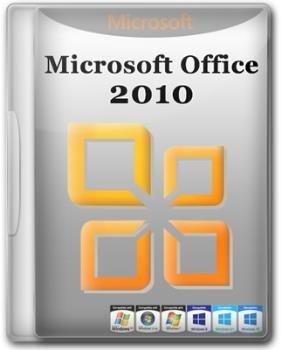 Microsoft office 2010 professional plus + visio pro + project pro.