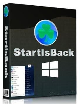 Меню Пуск для Windows 10 - StartIsBack++ 2.6.4 StartIsBack+ 1.7.6 RePack by KpoJIuK