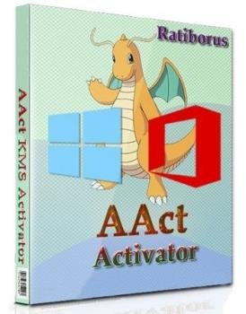 Активация Windows - AAct 3.8.9 Portable