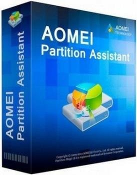Разбиение жесткого диска - AOMEI Partition Assistant Professional | Server | Technician | Unlimited Edition 7.1 RePack by D!akov