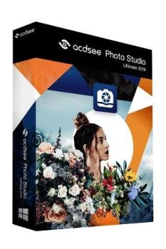 Редактор графики - ACDSee Photo Studio Ultimate 2019 12.0.1593 RePack by KpoJIuK