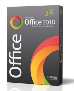 Офисный пакет - SoftMaker Office Professional 2018 rev 938.1002 RePack (portable) by KpoJIuK