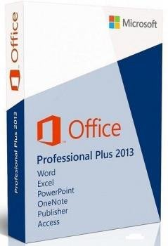 Офисный пакет 2013 - Microsoft Office 2013 SP1 Professional Plus + Visio Pro + Project Pro 15.0.5085.1000 (2018.11) RePack by KpoJIuK