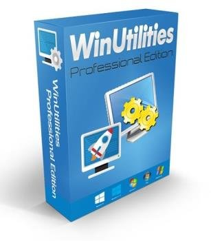 Настройка Windows - WinUtilities Professional Edition 15.43 (акция до 5 декабря 2018 года)