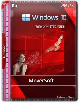 Windows 10 Enterprise LTSC 2019 by MoverSoft (x86-x64)