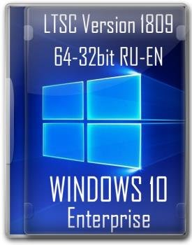 Windows 10x86x64 Enterprise LTSC 17763.316 by Uralsoft