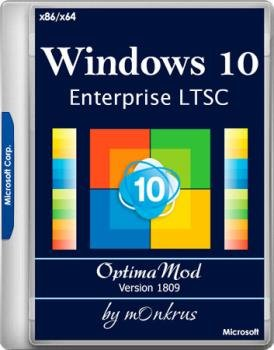 Windows 10 Enterprise LTSC OptimaMod (x86-x64) by m0nkrus