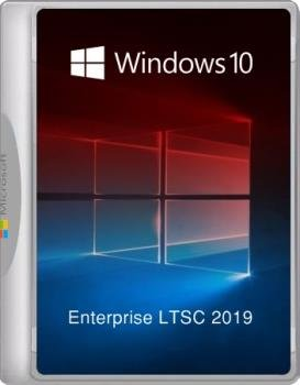 Windows 10 Enterprise LTSC 2019 17763.652 Version 1809 x86/x64 2 образа