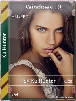 Windows 10 (v1903) x64 HSL/PRO by KulHunter v23 (esd)